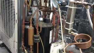 Тепловий насос R-410 Виникли проблеми