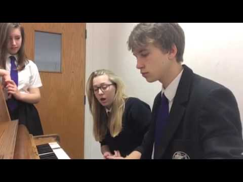 Bubblewrap - McFly (cover) Katie-Louise Wren ft. Thomas Pickering and Holly Holt