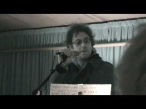 Ian McCulloch - Live at Zelig's - Jealous Guy Cover