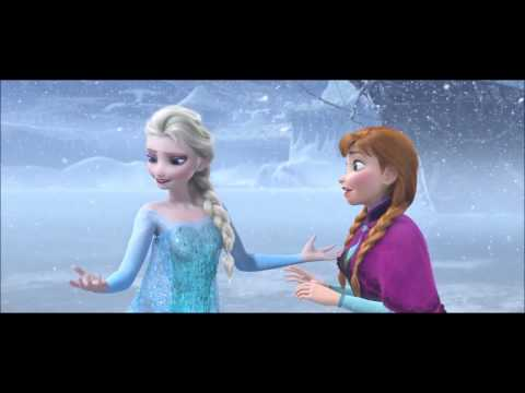 Frozen (2013) - An act of true love (French)