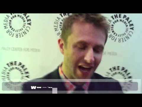 Chris Hardwick at the American Dad Paleyfest panel
