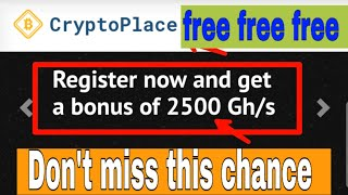 How to earn free money || best Mining website _ legit website