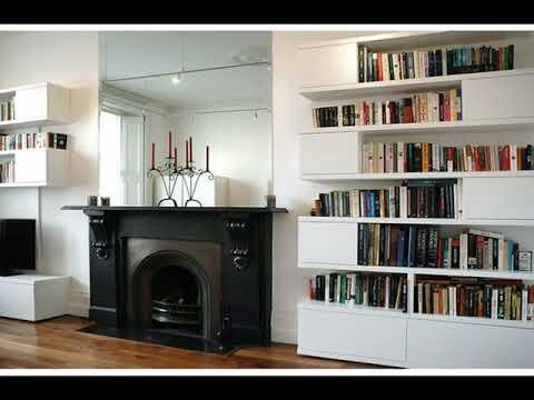 foto de Alcove Ideas Living Room - Home Decorating Ideas & Interior Design