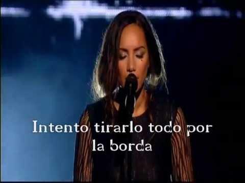 Leona Lewis - Hurt (Español Subtitulada)