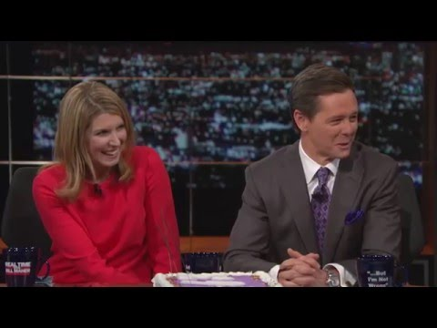 Real Time with Bill Maher: Overtime - January 15, 2016 (HBO) - 동영상