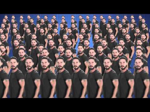 """Shia LaBeouf """"Just Do It"""" Motivational Speech 100+"""