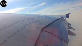 THAI Airways A380 Mighty Takeoff from Bangkok Suvarnabhumi International Airport!