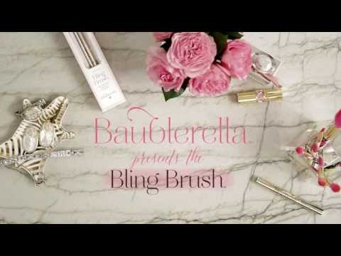 Baublerella Bling Brush | How to Clean Your Jewelry