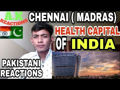 Pakistani Reacts To | Chennai (Madras) Health Capital Of IND