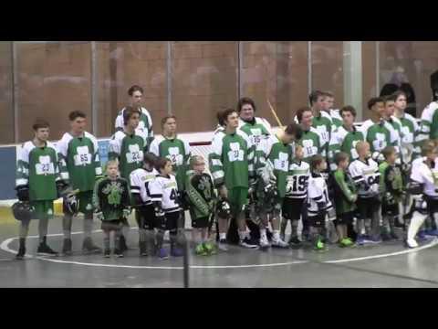 Green Gaels vs Mississauga Tomahawks