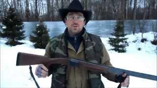 Ружьё ИЖ-27 ( МР-27 ) 20 калибра. Обзор от Серого Волка.