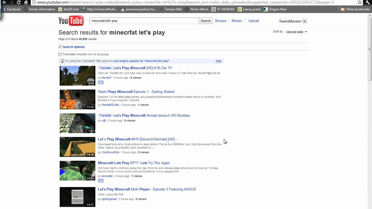 How to find small youtube channels youtube ccuart Images