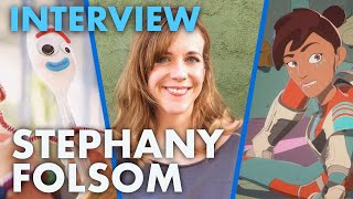 "Interview with Stephany Folsom - Screenwriter on ""Star Wars Resistance"" & ""Toy Story 4"""