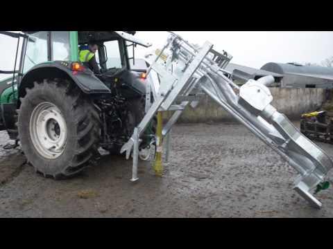 Super and Mega Contractor Slurry Agitator Pumps