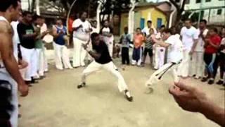 1° Curso Serra Azul de Minas Capoeira F.I.C.A.G Minas Gerais - Part 01.