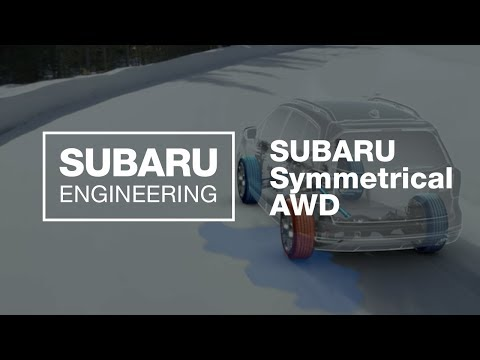 Symmetrical AWD Explained | Quality Subaru - Wallingford, CT