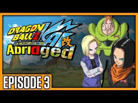 Dragon Ball Z KAI Abridged Parody: Episode 3 - TeamFourStar (TFS)