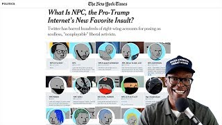 Twitter Bans 1,500 Accounts For Using NPC Meme Avatars (REACTION)