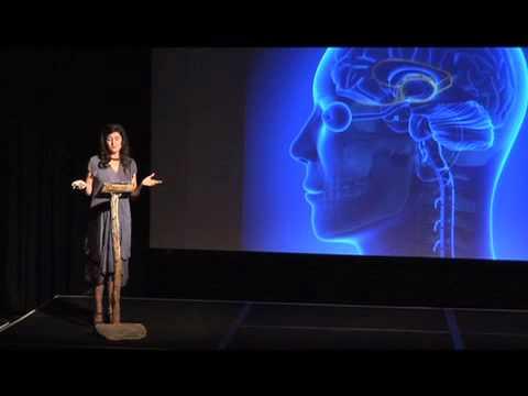 Conscious evolution thru limbic lovin': Nicole Moore at TEDxBellingen