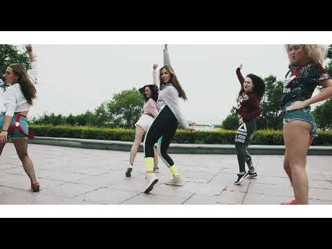"""Shaggy """"Seasons""""  Dancehall Choreo By Viktoria Nikitina"""