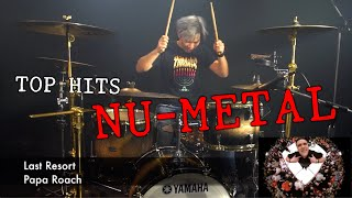 Drum Cover Medley Nu Metal-Punk Rock - Note Weerachat thumbnail