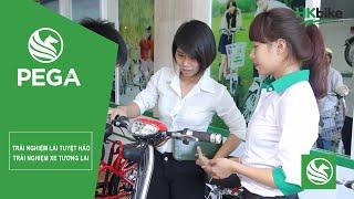 Xe đạp điện HKbike Zinger Extra gây sốt mùa tựu trường