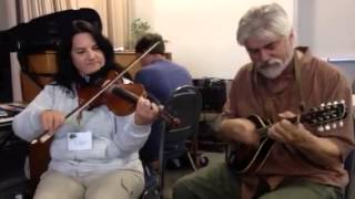Day 164 - Gilbert Anderson's Road Song - Patti Kusturok's 365 Days of Fiddle Tunes