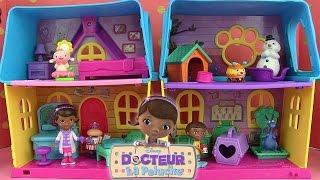 Docteur la Peluche Jouet Clinique de Luxe Doc McStuffins Deluxe Clinic Vet Pet Playset