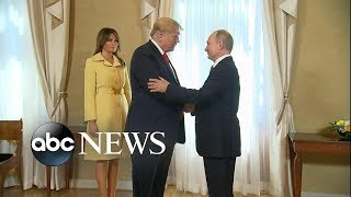 Trump passes up opportunity to call Putin a liar