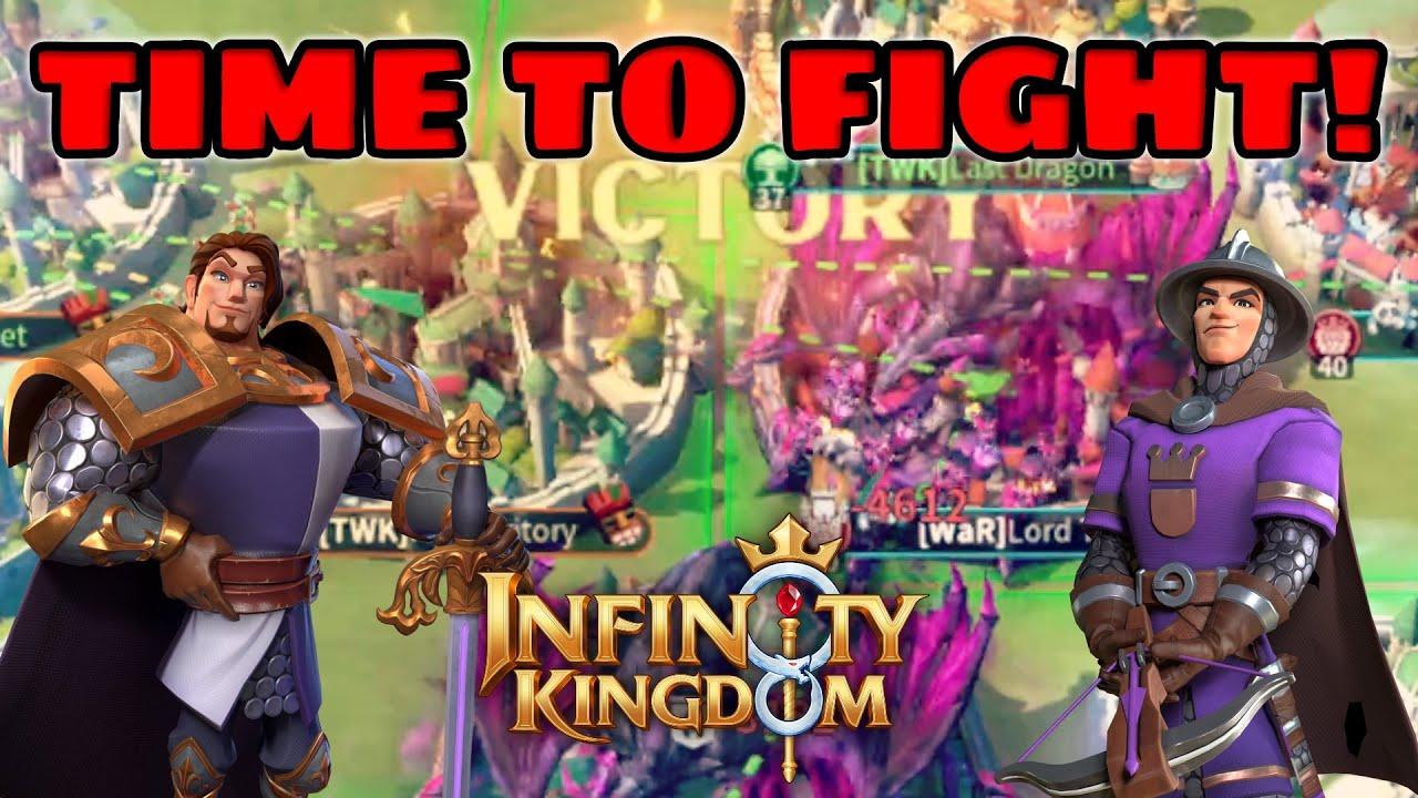 I Started A War! - Infinity Kingdom