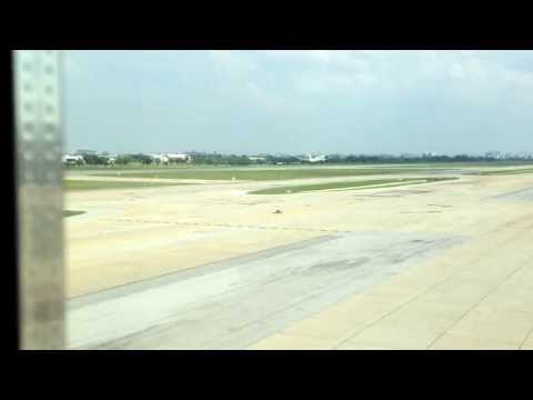 Nokair B737-800 take off from Don-Maung