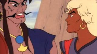 Pirates of Dark Water (1991) - the ending of Dishonor (Frank Welker as Niddler)