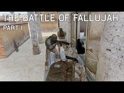 The Battle of Fallujah part 1