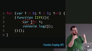Deep Foundations of Advanced JavaScript — Kyle Simpson — Frontend Masters
