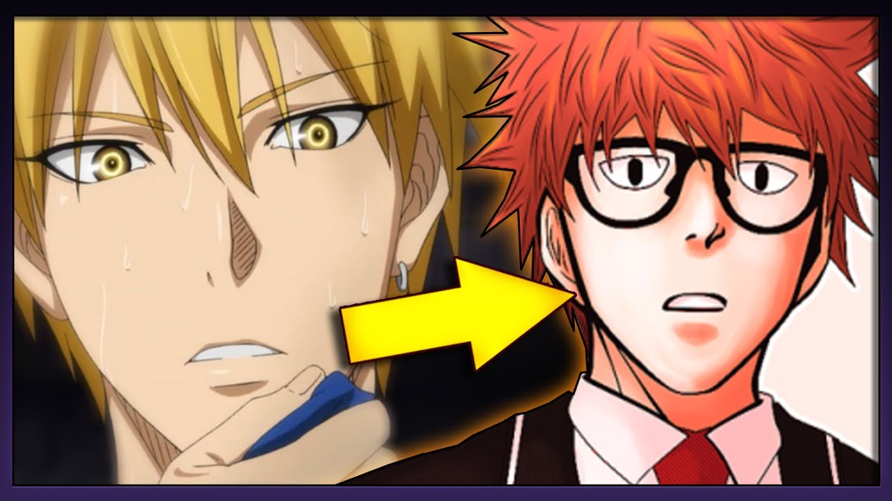 Robo Kise Robot X Laserbeam Chapter 10 Review Animeep Youtube