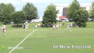 2017 Matt Kelly summer lacrosse highlights