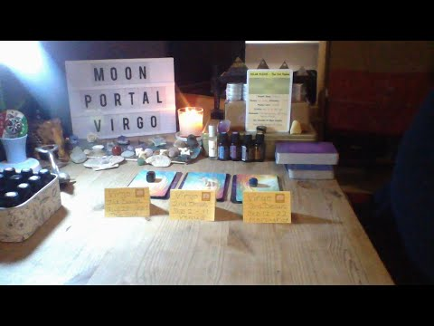 VIRGO! RELEASE KARMA! LOVE IS WAITING IN THE WINGS! MOON PORTAL HEALING - What DECAN are you VIRGO?