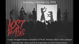 """""""Wolf, Woman, Man"""" Live from Mighty Fine Studios"""