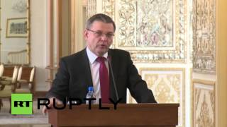 Iran: Czech Foreign Minister happy about Iran deal, hopes sanctions removed