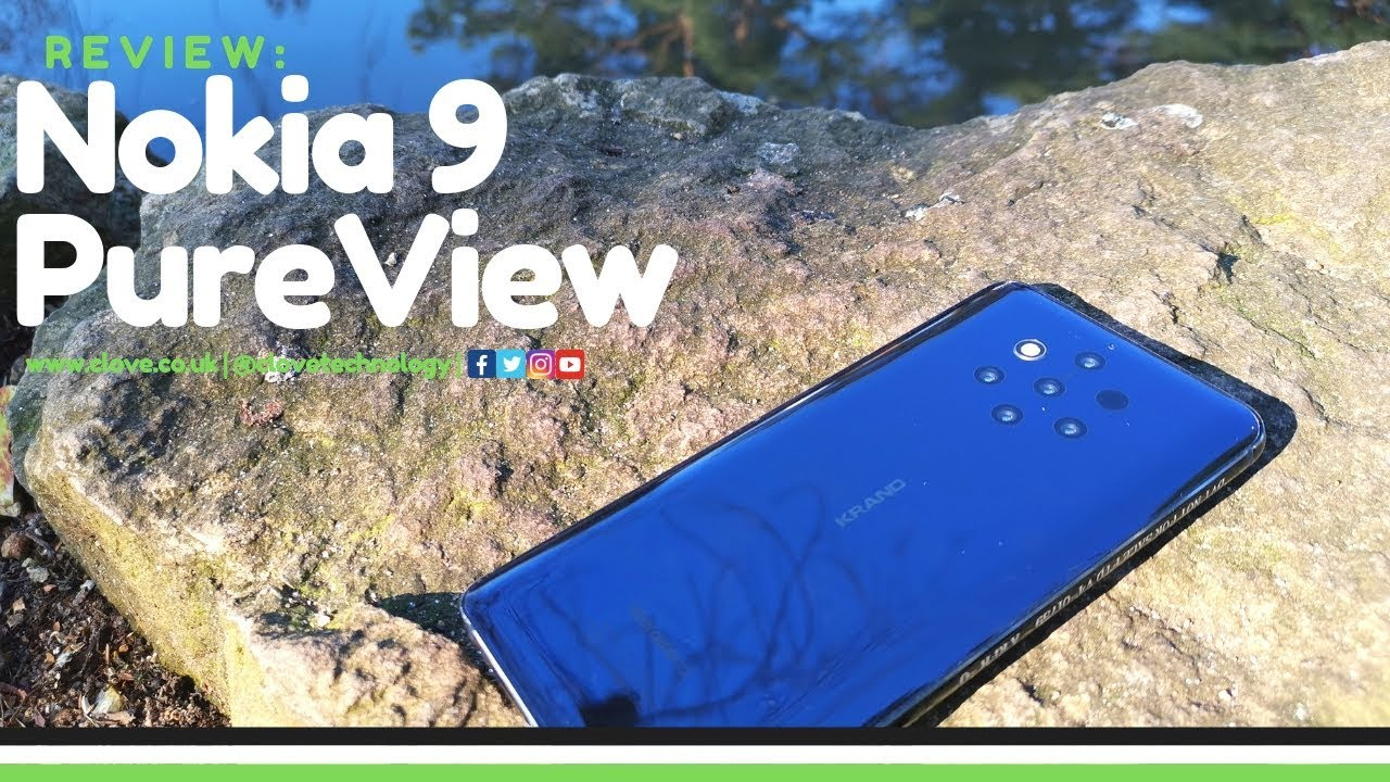 Nokia 9 PureView Review: Are 5 Cameras Better Than One?