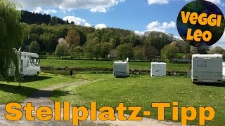 Wohnmobil-Stellplatz-Tipp Lippoldsberg an der Weser | Hessen