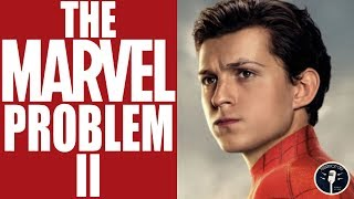 The Marvel Problem II: There Goes The Spider-Man