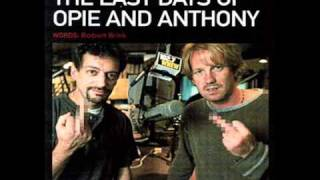 Opie and Anthony: The Boys Check Their Twitter Status and The Fans Have Fun With Kristie Alley (1/2)