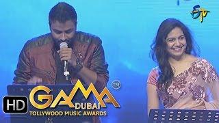 Em Sandeham Ledu Song - Sunitha,Hemachandra Performance in ETV GAMA Music Awards 2015-6th March 2016