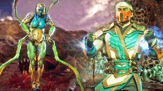 Mortal Kombat 11: História da D'Vorah