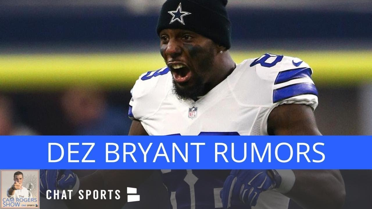 Dez Bryant landing spots: 10 NFL contenders likely to show interest ...