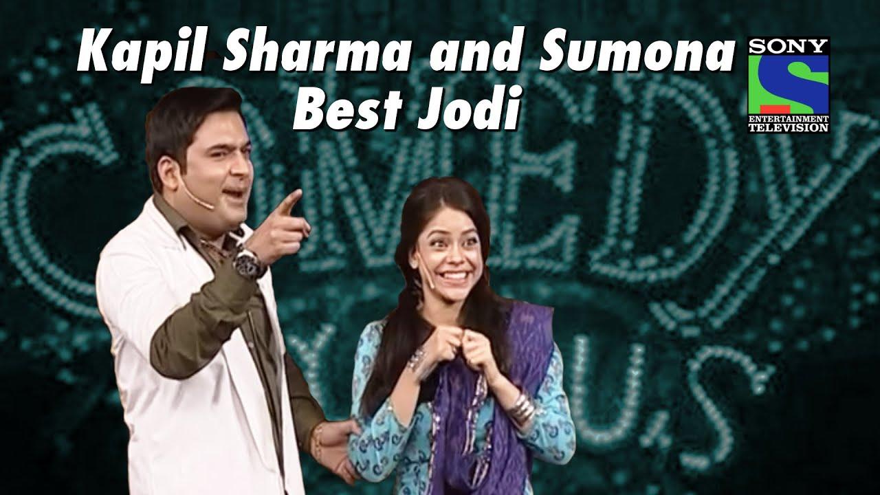 Kapil Sharma-Sumona | Naughty Humor | Comedy Circus
