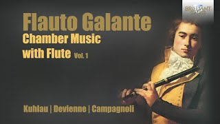 Chamber Music with Flute Vol. 1