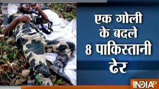 BSF Jawan Shot in Head by Pakistani Rangers During Ceasefire Violation at LoC