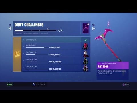Grinding levels in fortnite: Battle Royale - Road to 500k XP